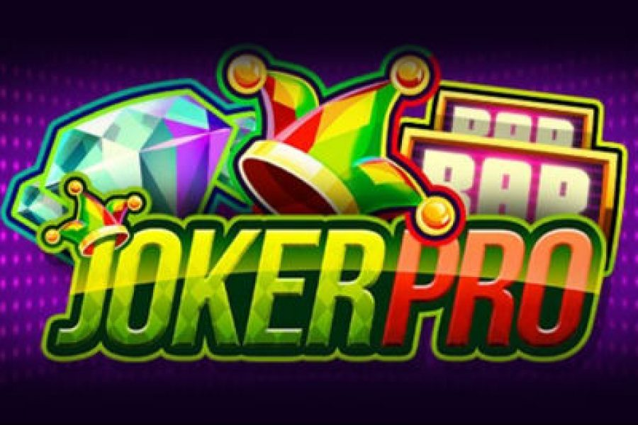Play Joker Pro slot online at Casino.com UK