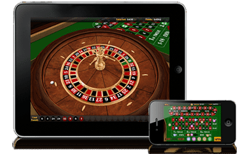 New players can claim a mobile Roulette free bonus