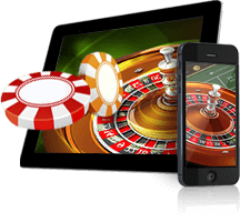 Enjoy mobile Roulette on the go
