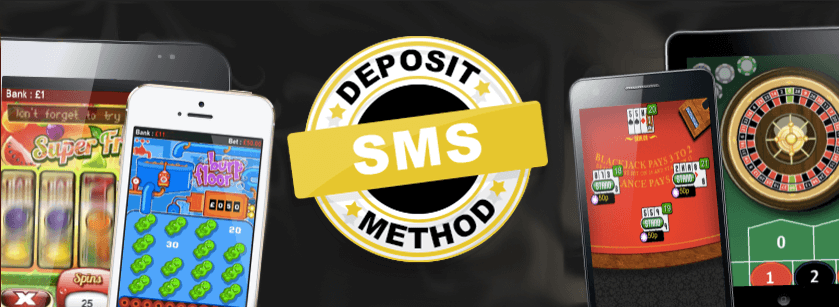 About SMS mobile deposits