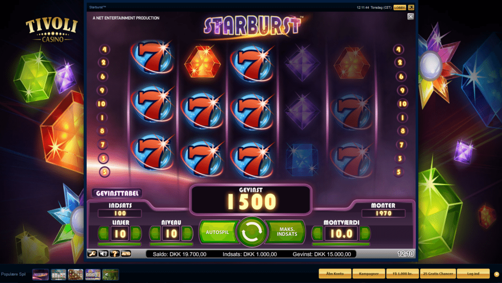 About online slots