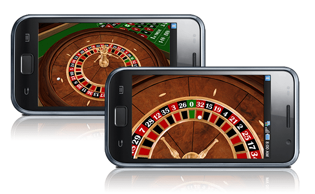 Play at an android casino